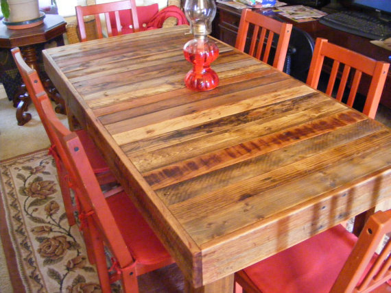 Beautiful Rustic Reclaimed Wood Dining Table 570 x 428 · 83 kB · jpeg