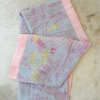 Arts et Métiers Scarf [3332] - $26.00 : Vintage Inspired Clothing & Affordable Fall Frocks, deloom | Modern. Vintage. Crafted.