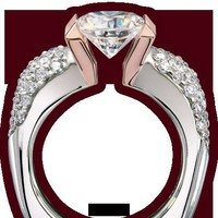 Herzog Jewelers: Unique Diamond Engagement Rings, Platinum Engagement Ring, Custom Engagement Ring