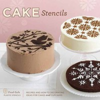 Victorian trading Co. - www.victoriantradingco.com - Cake Stencils Kit