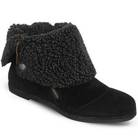 Fergalicious Booties, Macho Faux-Shearling Booties - Shoes - Macy's