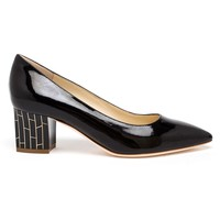 Pollini Pointed Toe Pumps - Browns - Farfetch.com
