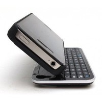 CellMACs - iPhone 4/iPhone 4S Sliding Bluetooth Keyboard Case and Stand Combo - BLACK