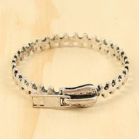 Zip it Up Bracelet