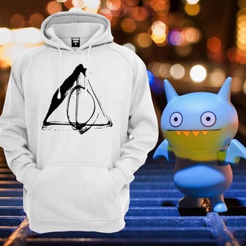 Deathly Hallows Shirt Harry Potter Magic Shirt Hoodie Sweatshirt Sweater Unisex