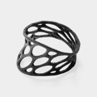 MoMA One-Layer Twist Ring