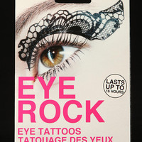 Nail Rock Eye Tattoos