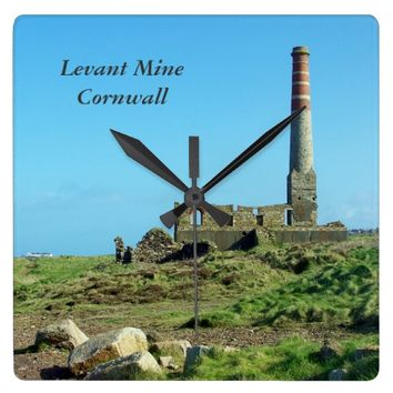 Levant Mine Cornwall England Photo