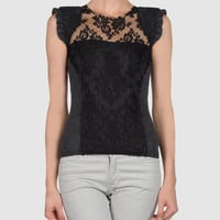 VALENTINO Women - Sweaters - Sleeveless sweater VALENTINO on YOOX United States