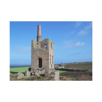 Cornwall Mine Engine House