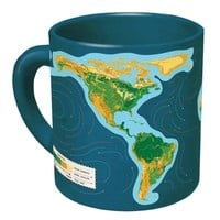 Climate Change Mug - Mug Changes when you Add Hot Liquid