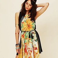 Free People FP New Romantics Cirque Trapeze Dress