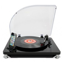 iLP - Digital Conversion Turntable for iPad, iPhone, & iPod touch - ION Audio