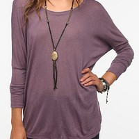 Daydreamer LA Long-Sleeved Oversized Dolman Tee
