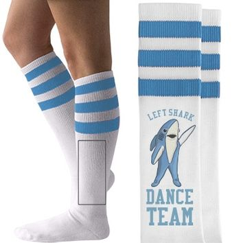 Left Shark Dance Team Customizable American Apparel Socks!