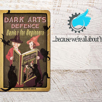 iPad Mini Case - Harry Potter Dark Arts of Defence - Custom iPad Mini Cover - Can Add name or Monogram.