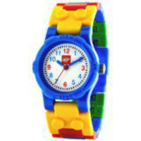 LEGO Midsize 340803 Classic Luminous Dial Blue Watch - designer shoes, handbags, jewelry, watches, and fashion accessories | endless.com