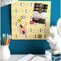 Jonathan Adler Magnetic Board - Diamond