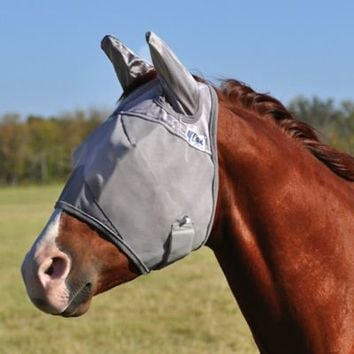 Cashel Crusader Horse Standard with Ears Fly Mask