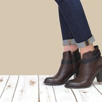 Women's Marly Strapped Ankle Booties - 3 Colors