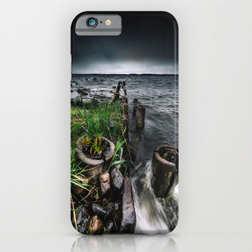 The flood iPhone & iPod Case by HappyMelvin