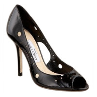 Jimmy Choo patent leather pump - $195.00