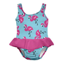i play. Baby-Girls Infant Ultimate Swim Diaper Skirty Aqua Flamingo Tanksuit $28.00