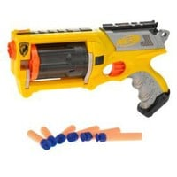 Nerf N-Strike Maverick - Colors May Vary $12.99