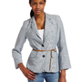 D.E.P.T. Womens Stripe Blazer $73.76