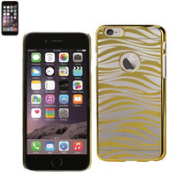 iphone 6 plus case - zebra clear pattern
