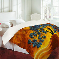 DENY Designs Home Accessories | Madart Inc. Dreaming In Color Duvet Cover