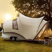 Amazing Astonishing Camper Design | IcreativeD