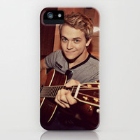 Hunter Hayes iPhone Case by Toni Miller | Society6