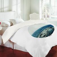 DENY Designs Home Accessories | Leah Flores Ocean Blue Duvet Cover