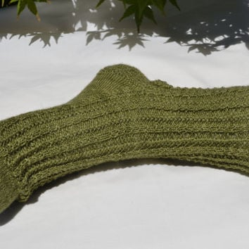 Hand Knitted Socks, Women's Knitted Socks, Women's Handknitted Socks