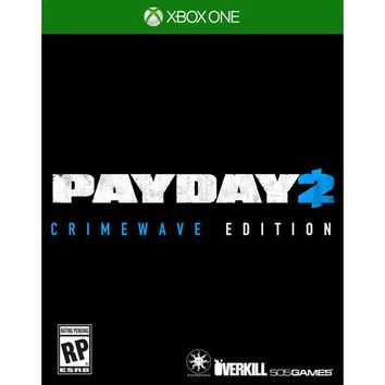 PAYDAY: Crimewave Edition - Xbox One