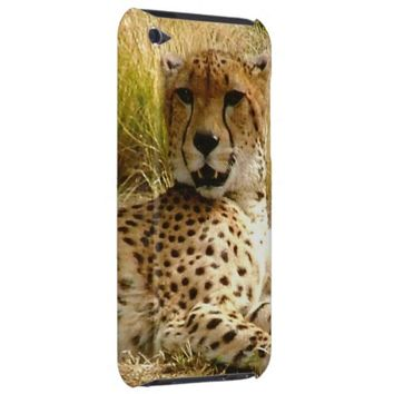 Cheetah iPod Touch Case