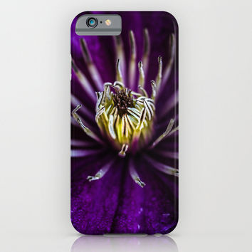 Flower universe iPhone & iPod Case by HappyMelvin