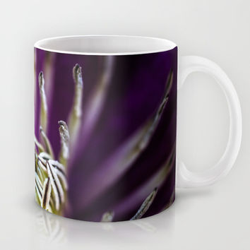 Flower universe Mug by HappyMelvin