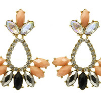 Twinkle Rhinestone Earrings