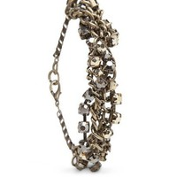 MANGO - ACCESSORIES - Wallets - TOUCH - Braided chains bracelet