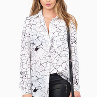 Losing My Marbles Blouse $33