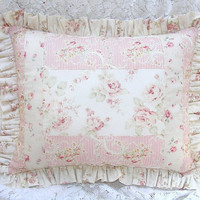 Roses Everywhere Paris Shabby Chic by DREAMCOTTAGEBOUTIQUE on Etsy