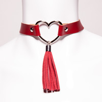 Man Tamer Choker (BLOOD RED)