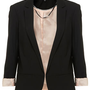Structured Blazer - Jackets  - Apparel