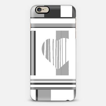 Neutral Love 2805 iPhone 6 case by Christy Leigh | Casetify