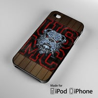 USMC The Marine Corps Bulldog A0021 iPhone 4 4S 5 5S 5C 6, iPod Touch 4 5 Cases