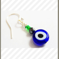 Evil Eye Earrings (Nazar Earrings)