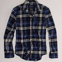 AE Plaid Flannel Shirt | American Eagle Outfitters