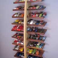 5 DIY Ideas for Storing &amp; Displaying  Toy Cars